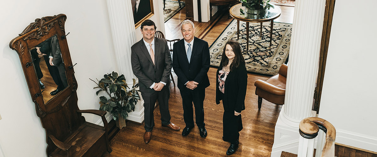 Hill Law Firm Team